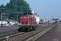 """Henschel 30799 - DB """"212 113-5"""" 30.09.1987 Landau,Hauptbahnhof [D] Ingmar Weidig"""