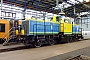 Henschel 30802 - Norena 12.08.2010 Stendal,ALS [D]  Alstom Lokomotiven Service GmbH