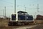 """Henschel 30805 - DB """"212 119-2"""" 07.07.1984 Lehrte [D] Helge Deutgen"""