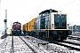 """Henschel 30808 - DB """"212 122-6"""" 27.02.1984 Dieburg,Bahnhof [D] Kurt Sattig"""