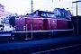 """Henschel 30809 - DB """"212 123-4"""" 09.04.1988 Weinheim,Hauptbahnhof [D] Ernst Lauer"""