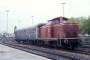 """Henschel 30810 - DB """"212 124-2"""" 15.10.1993 Eppingen,Bahnhof [D] Ingmar Weidig"""