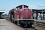 "Henschel 30810 - DB ""212 124-2"" 24.07.1990 Landau(Pfalz),Hauptbahnhof [D] Ingmar Weidig"