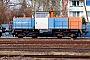 "Henschel 30818 - SONATA RAIL INVEST ""214 006-9"" 13.03.2016 Seelze,Rangierbahnhof [D] Dietmar Lehmann"