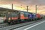 """Henschel 30818 - ALS """"214 006-9"""" 21.08.2020 Braunschweig,Hauptbahnhof [D] Hinnerk Stradtmann"""