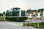 """Henschel 30820 - DB """"212 134-1"""" 02.07.1987 Dieburg [D] Kurt Sattig"""