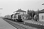 """Henschel 30822 - DB """"212 136-6"""" 16.04.1981 Jöhlingen [D] Burkhard Beyer"""