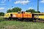 """Henschel 30825 - BBL Logistik """"BBL 23"""" 03.06.2018 Mannheim-Friedrichsfeld [D] Ernst Lauer"""