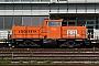 "Henschel 30825 - BBL Logistik ""BBL 23"" 18.09.2018 Regensburg,Hauptbahnhof [D] Werner Schwan"