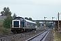 """Henschel 30829 - DB """"212 143-2"""" 15.10.1993 Eppingen,Bahnhof [D] Ingmar Weidig"""