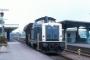 """Henschel 30830 - DB """"212 144-0"""" 11.09.1991 Landau,Hauptbahnhof [D] Ingmar Weidig"""