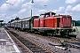 """Henschel 30831 - DB """"212 145-7"""" 01.08.1986 Dieburg,Bahnhof [D] Kurt Sattig"""