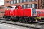 """Henschel 30838 - DB Regio """"214 016"""" 10.03.2009 Nürnberg,Hauptbahnhof [D] Raphael Krammer"""