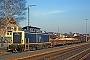 """Henschel 30839 - DB """"212 153-1"""" 22.02.1982 Goldhausen,Bahnhof [D] Michael Hafenrichter"""