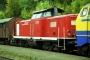 """Henschel 30842 - Layritz """"V 142-44"""" 06.10.1998 Seeshaupt [D] Thomas Thiel"""