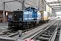 "Henschel 30843 - SLG ""V100-SP-028"" 25.03.2019 München,Hauptbahnhof [D] Frank Weimer"