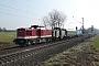 """Henschel 30844 - Privat """"212 158-0"""" 16.03.2012 Bremen [D] Steve Eckardt"""