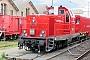 """Henschel 30844 - DB Netz """"714 103"""" 31.05.2016 Fulda,Hauptbahnhof [D] Ernst Lauer"""