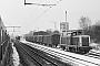 """Henschel 30844 - DB """"212 158-0"""" 18.02.1986 Schieder-Schwalenberg,Bahnhof [D] Christoph Beyer"""