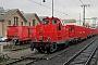 """Henschel 30844 - DB Netz """"714 103"""" 19.12.2015 Fulda [D] Werner Schwan"""