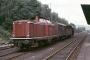 "Henschel 30846 - DB ""212 160-6"" 03.08.1984 Erndtebrück,Bahnhof [D] Manfred Britz"