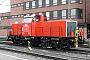 """Henschel 30849 - DB Regio """"214 014"""" 20.01.2009 Nürnberg,Hauptbahnhof [D] Michael Mrugalla"""