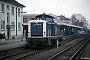 "Jung 13301 - DB ""211 027-8"" 04.02.1988 Landau(Pfalz),Hauptbahnhof [D] Ingmar Weidig"