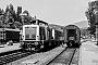 "Jung 13311 - DB ""211 037-7"" 21.07.1989 Zwiesel,Bahnhof [D] Malte Werning"