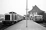 """Jung 13316 - DB """"211 042-7"""" 14.09.1982 Breisach,Bahnhof [D] Stefan Motz"""