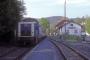 "Jung 13317 - DB ""211 043-5"" 16.05.1990 Warmensteinach,Bahnhof [D] Archiv Ingmar Weidig"