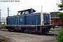 """Jung 13468 - DB """"211 341-3"""" 12.08.1987 Bremen [D] Norbert Schmitz"""