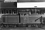 "Jung 13470 - DB ""V 100 1343"" 18.04.1964 Schwenningen(Neckar),Bahnhof [D] Karl-Friedrich Seitz"