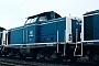 """Jung 13476 - DB """"211 349-6"""" 15.04.1989 Heilbronn,Bahnbetriebswerk [D] Ernst Lauer"""
