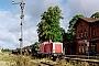 """Jung 13643 - DB Cargo """"212 167-1"""" 31.08.1999 Osterode(Harz),Bahnhof [D] Steffen Hartwich"""