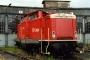 "Jung 13649 - DB Cargo ""212 173-9"" 17.07.2000 Limburg(Lahn),Bahnbetriebswerk [D] Daniel Kempf"