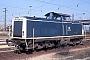 """Jung 13653 - DB """"212 177-0"""" 23.04.1987 MannheimRbf,Bahnbetriebswerk [D] Martin Welzel"""