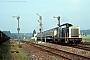 """Jung 13663 - DB """"212 187-9"""" 26.06.1989 Hochdorf(beiHorb),Bahnhof [D] Stefan Motz"""