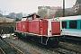 "Jung 13664 - DB AG ""212 188-7"" 16.03.1996 Kiel,Betriebswerk [D] Bart Donker"