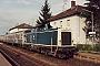 """Krauss-Maffei 18895 - DB """"211 299-3"""" 11.06.1993 Erzingen(Baden),Bahnhof [D] Andreas Kabelitz"""