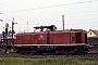 "Krauss-Maffei 18895 - DB ""211 299-3"" 29.07.1981 Coburg,Güterbahnhof [D] Michael Hafenrichter"