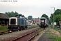 """Krauss-Maffei 18898 - DB """"211 302-5"""" 17.08.1993 Thurnau,Bahnhof [D] Norbert Schmitz"""
