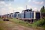 """Krupp 4339 - DB """"211 229-0"""" 01.08.1988 Osnabrück,Bahnbetriebswerk [D] Norbert Schmitz"""