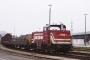 "Krupp 4343 - CFL Cargo ""DL 2"" 26.02.2007 Westerland(Sylt),Bahnhof [D] Nahne Johannsen"