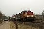 "Krupp 4343 - CFL Cargo ""DL 2"" 29.02.2012 Tinnum [D] Nahne Johannsen"