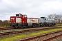 """Krupp 4343 - CFL Cargo """"DL 2"""" 12.12.2018 Neuwittenbek [D] Jens Vollertsen"""