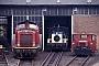 "Krupp 4344 - DB ""211 234-0"" 07.10.1979 Krefeld,Bahnbetriebswerk [D] Martin Welzel"