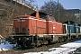 "Krupp 4346 - DB ""211 236-5"" 20.02.1991 Würzburg,Bahnbetriebswerk [D] Archiv Ingmar Weidig"