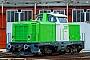 "Krupp 4347 - SETG ""V100.51"" 22.06.2019 Siegen,Bahnbetriebswerk(RailDesignBäcker) [D] Armin Schwarz"