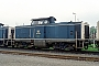 """Krupp 4348 - DB """"211 238-1"""" 15.04.1989 Heilbronn,Bahnbetriebswerk [D] Ernst Lauer"""