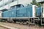 """Krupp 4352 - DB """"211 242-3"""" 30.05.1999 Mannheim-Rheinhafen [D] Ernst Lauer"""
